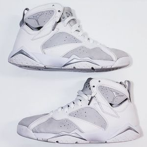 Air Jordan 7 Retro 'White & Pure Platinum'